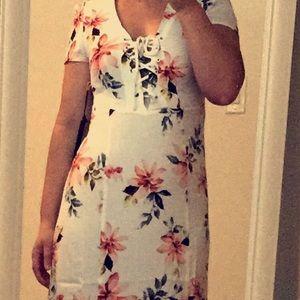 Forever 21 Maxi dress size Large